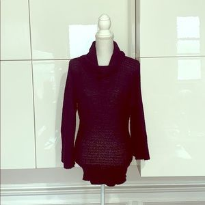 Cowlneck Tunic